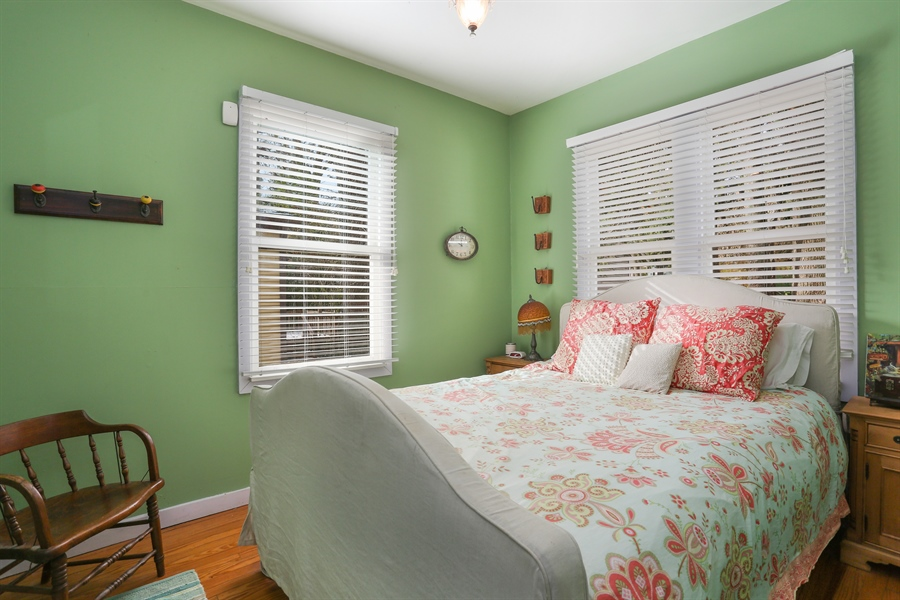 Real Estate Photography - 16310 Fourth Street, Union Pier, MI, 49129 - 2nd Bedroom