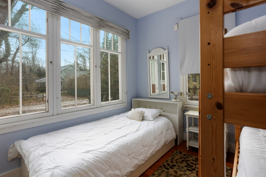 Real Estate Photography - 16310 Fourth Street, Union Pier, MI, 49129 - 3rd Bedroom