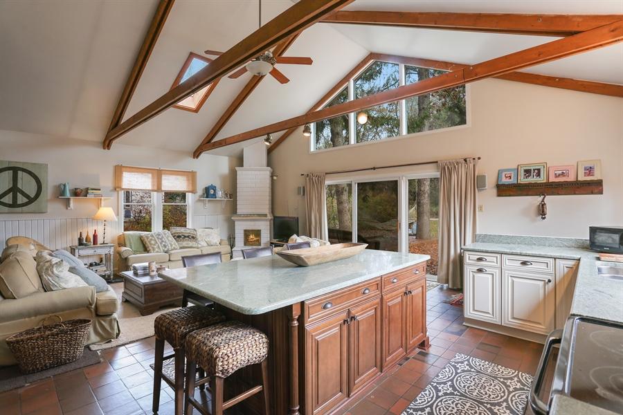 Real Estate Photography - 16310 Fourth Street, Union Pier, MI, 49129 - Kitchen