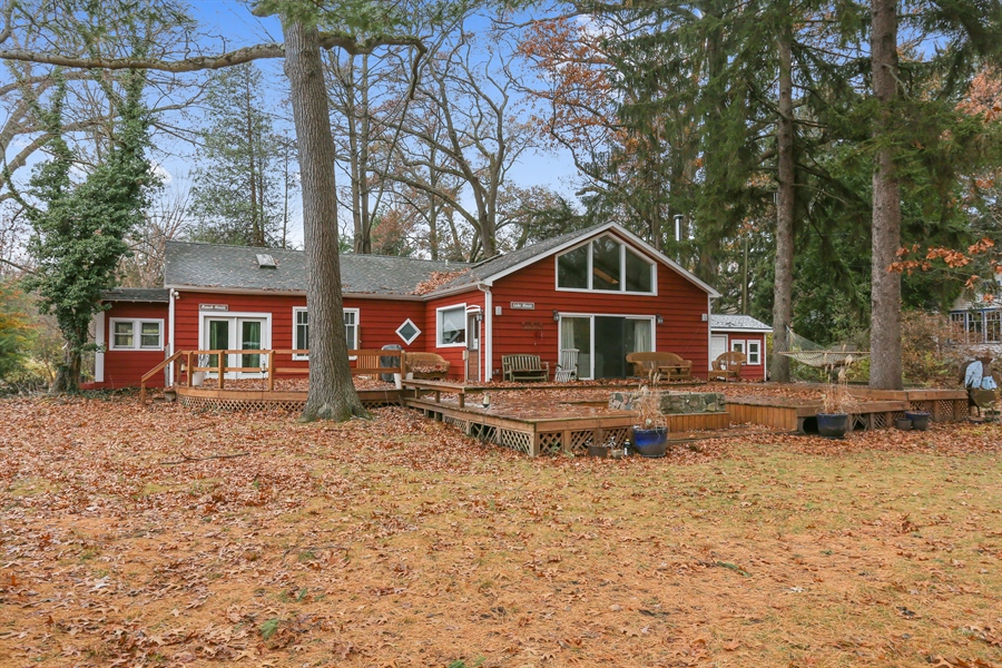 Real Estate Photography - 16310 Fourth Street, Union Pier, MI, 49129 - Front View