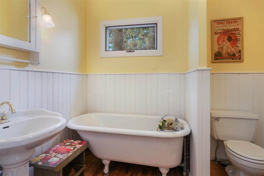 Real Estate Photography - 16310 Fourth Street, Union Pier, MI, 49129 - Bathroom