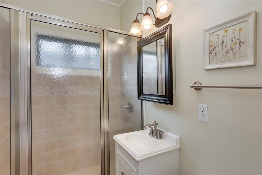 Real Estate Photography - 16310 Fourth Street, Union Pier, MI, 49129 - 2nd Bathroom