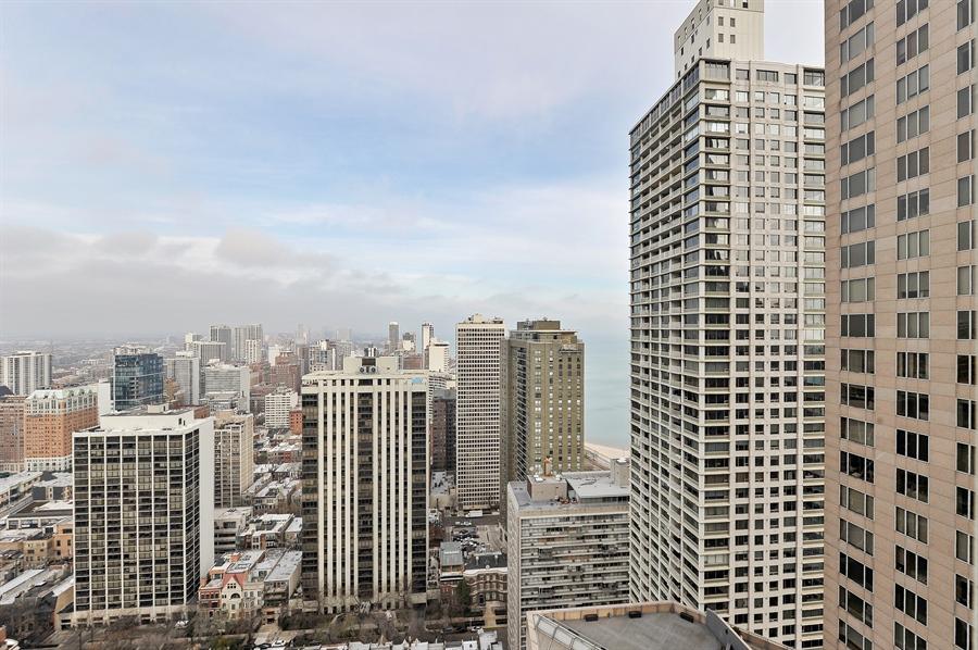 Real Estate Photography - 100 E Walton, #17C, Chicago, IL, 60611 - View