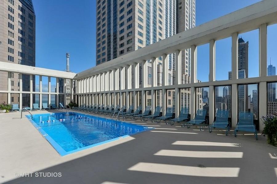 Real Estate Photography - 100 E Walton, #17C, Chicago, IL, 60611 -