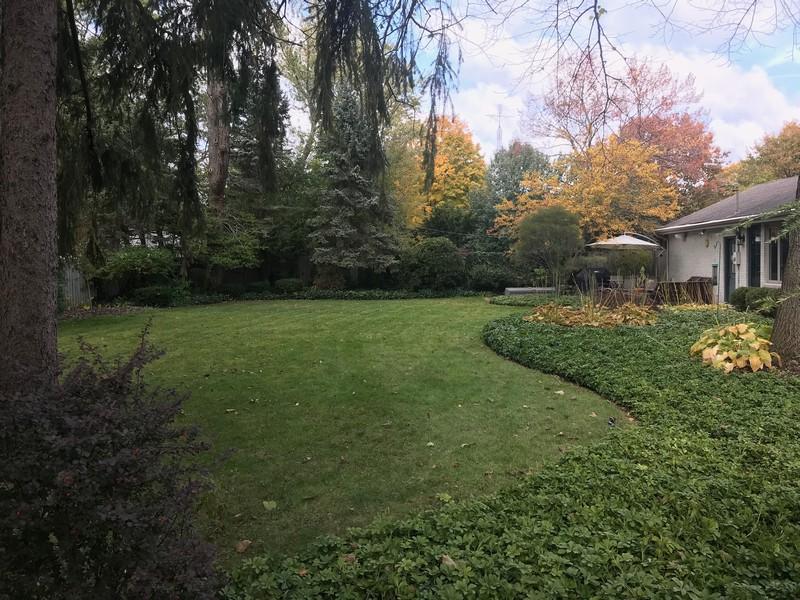 Real Estate Photography - 2724 Highland Court, St. Joseph, MI, 49085 - Backyard