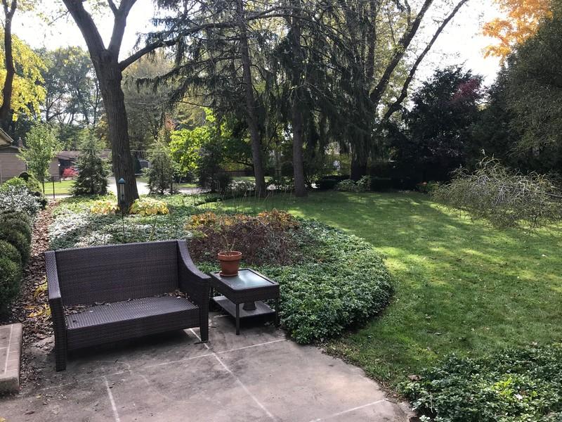 Real Estate Photography - 2724 Highland Court, St. Joseph, MI, 49085 - Backyard view