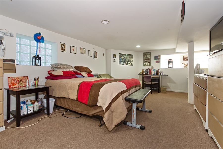 Real Estate Photography - 4059 N Mobile Ave, Chicago, IL, 60634 - 5th Bedroom