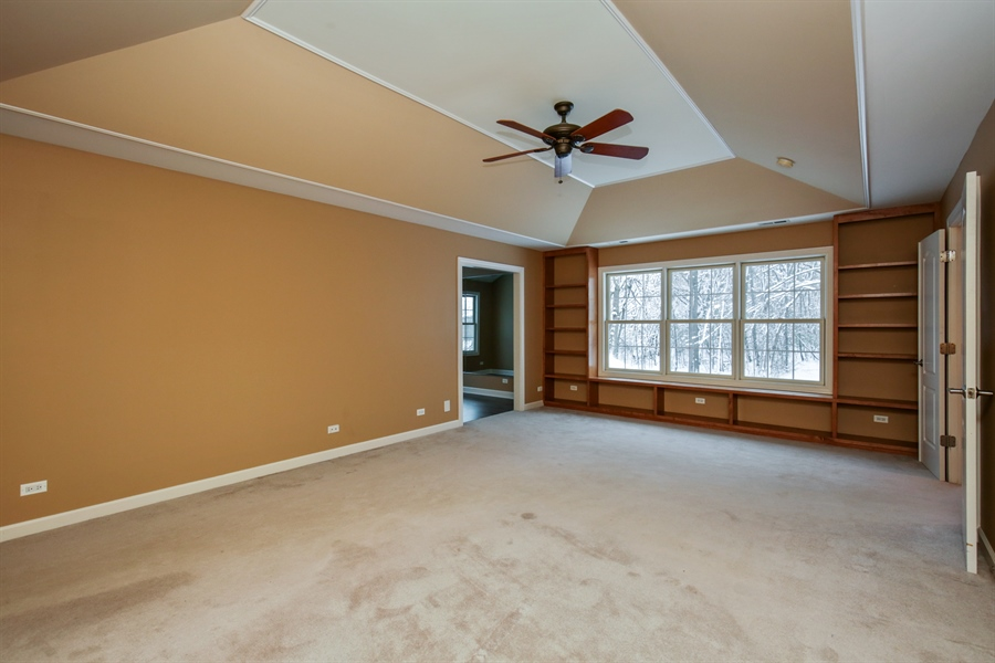 Real Estate Photography - 9050 Underhill Court, Lakewood, IL, 60014 - Master Bedroom