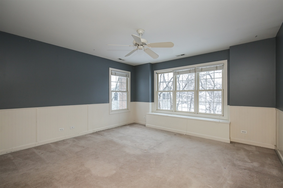 Real Estate Photography - 9050 Underhill Court, Lakewood, IL, 60014 - 3rd Bedroom