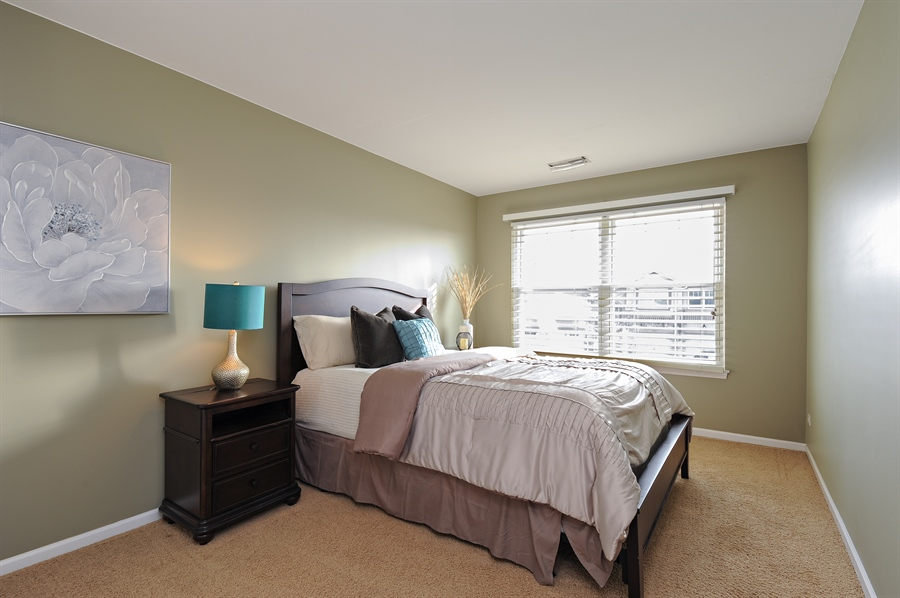 Real Estate Photography - 1942 Crenshaw, Vernon Hills, IL, 60061 - Bedroom