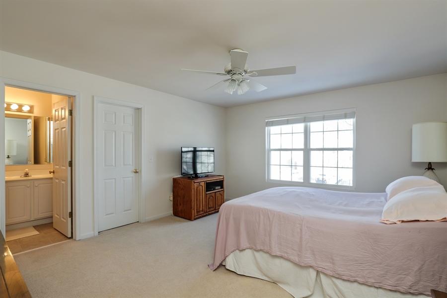 Real Estate Photography - 638 Benton, Lake Villa, IL, 60048 - Master Bedroom
