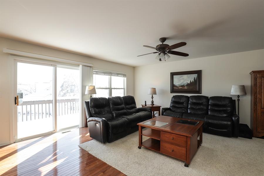 Real Estate Photography - 638 Benton, Lake Villa, IL, 60048 - Family Room