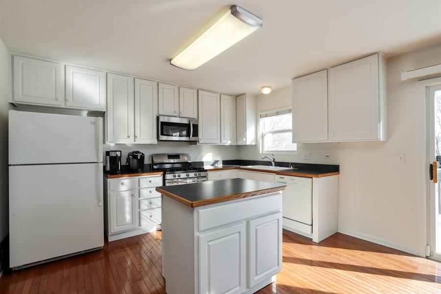 Real Estate Photography - 638 Benton, Lake Villa, IL, 60048 - Kitchen
