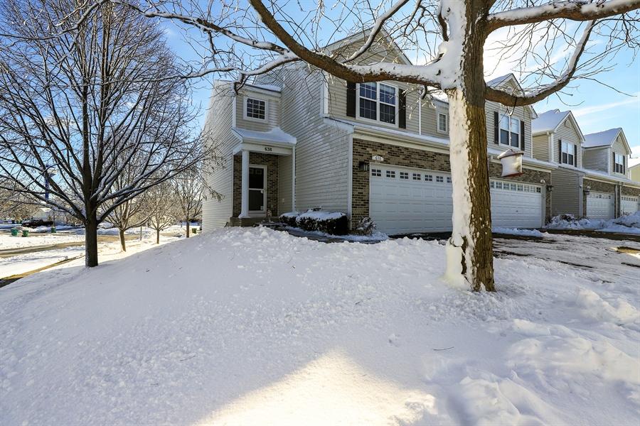 Real Estate Photography - 638 Benton, Lake Villa, IL, 60048 - Front View