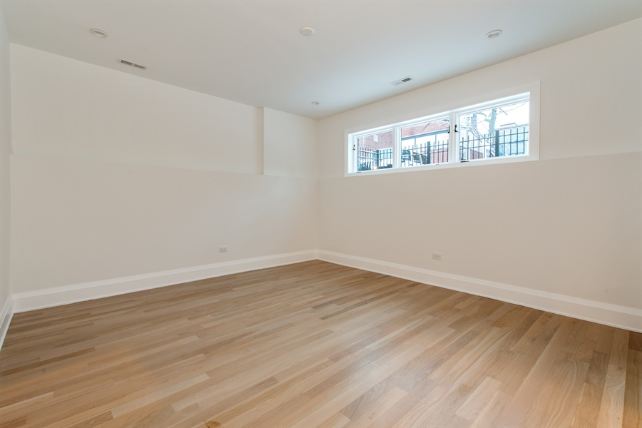 Real Estate Photography - 2615 N Bosworth Ave, Chicago, IL, 60614 - 5th Bedroom