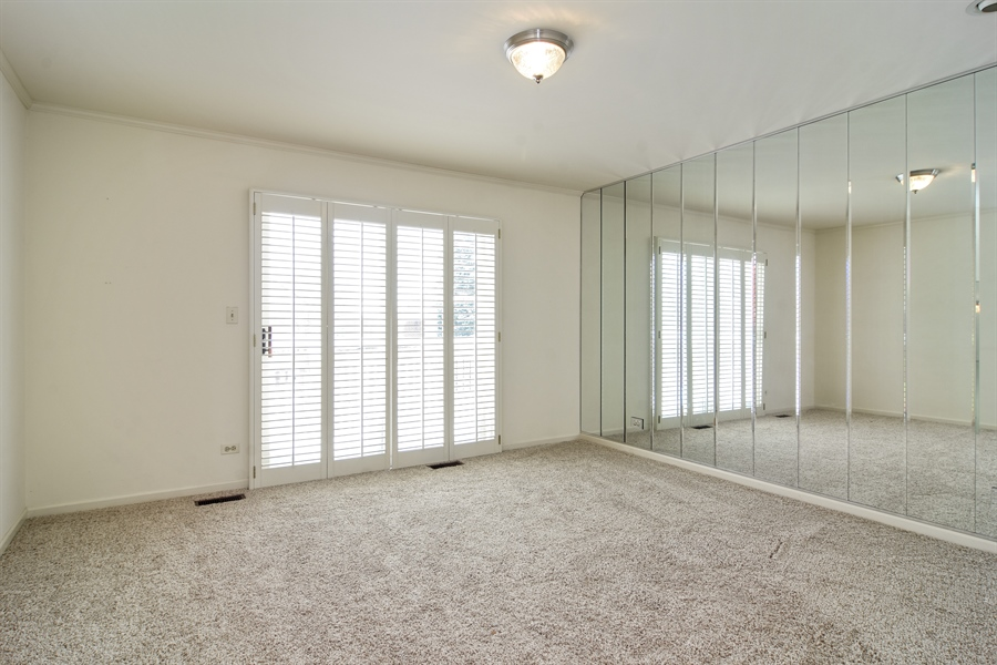 Real Estate Photography - 1413 Shire Circle, Inverness, IL, 60067 - Master Bedroom
