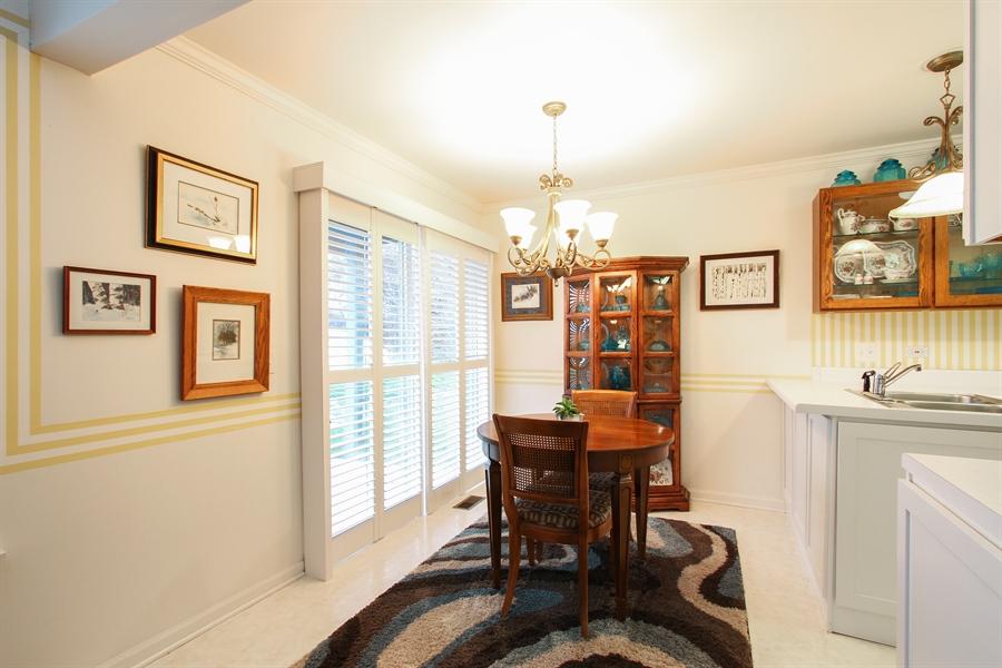 Real Estate Photography - 837 Blue Spruce Ct, Lindenhurst, IL, 60046 - Dining Room