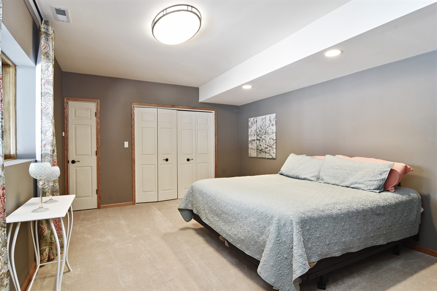 Real Estate Photography - 185 Elderberry, Hawthorn Woods, IL, 60047 - 4th Bedroom