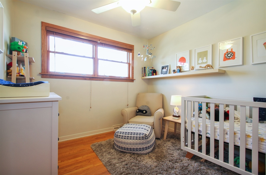 Real Estate Photography - 701 N Elmhurst Ave, Mount Prospect, IL, 60056 - 2nd Bedroom