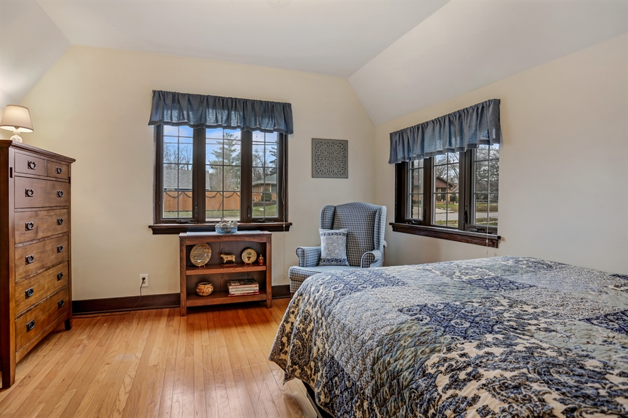 Real Estate Photography - 1925 Langley Ave, Saint Joseph, MI, 49085 - Master Bedroom