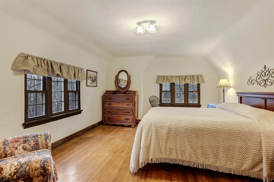 Real Estate Photography - 1925 Langley Ave, Saint Joseph, MI, 49085 - 3rd Bedroom