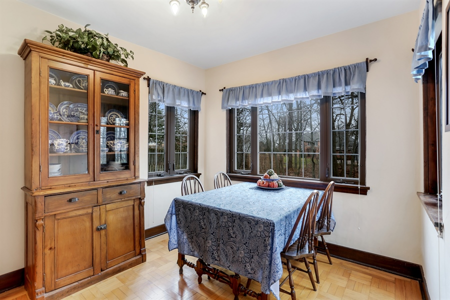 Real Estate Photography - 1925 Langley Ave, Saint Joseph, MI, 49085 - Dining Room