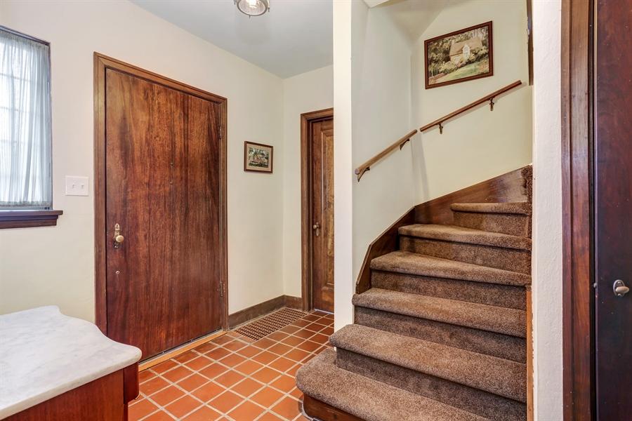 Real Estate Photography - 1925 Langley Ave, Saint Joseph, MI, 49085 - Foyer