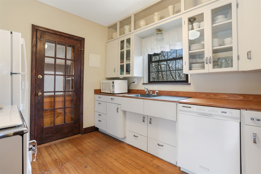 Real Estate Photography - 1925 Langley Ave, Saint Joseph, MI, 49085 - Kitchen