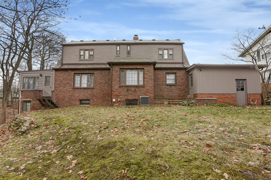 Real Estate Photography - 1925 Langley Ave, Saint Joseph, MI, 49085 - Rear View