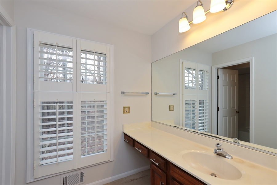 Real Estate Photography - 217 ascot ct, Lake bluff, IL, 60044 - Master Bathroom