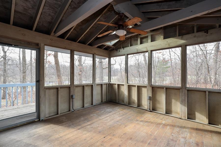 Real Estate Photography - 217 ascot ct, Lake bluff, IL, 60044 - Sun Room