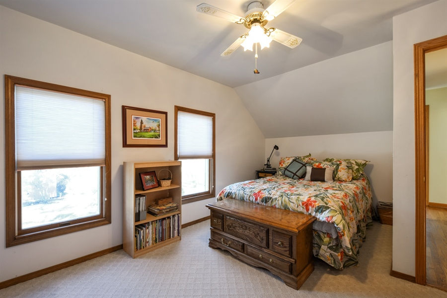 Real Estate Photography - 317 Appley Avenue, Libertyville, IL, 60048 - 3rd Bedroom