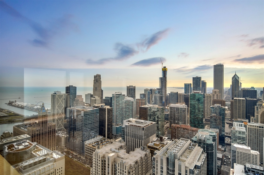 Real Estate Photography - 161 E Chicago, 56B, Chicago, IL, 60611 - View