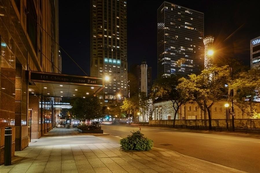 Real Estate Photography - 161 E Chicago, 56B, Chicago, IL, 60611 -