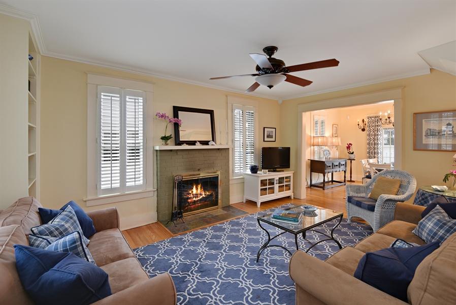Real Estate Photography - 714 Price, Saint Joseph, MI, 49085 - Living Room