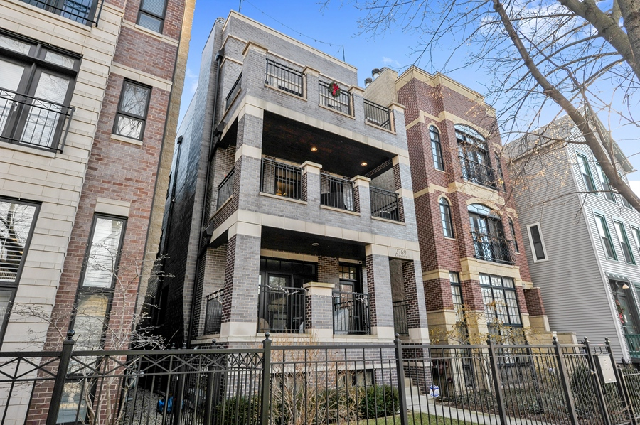 Real Estate Photography - 2769 N Kenmore Ave, Unit 2, Chicago, IL, 60614 - Front View