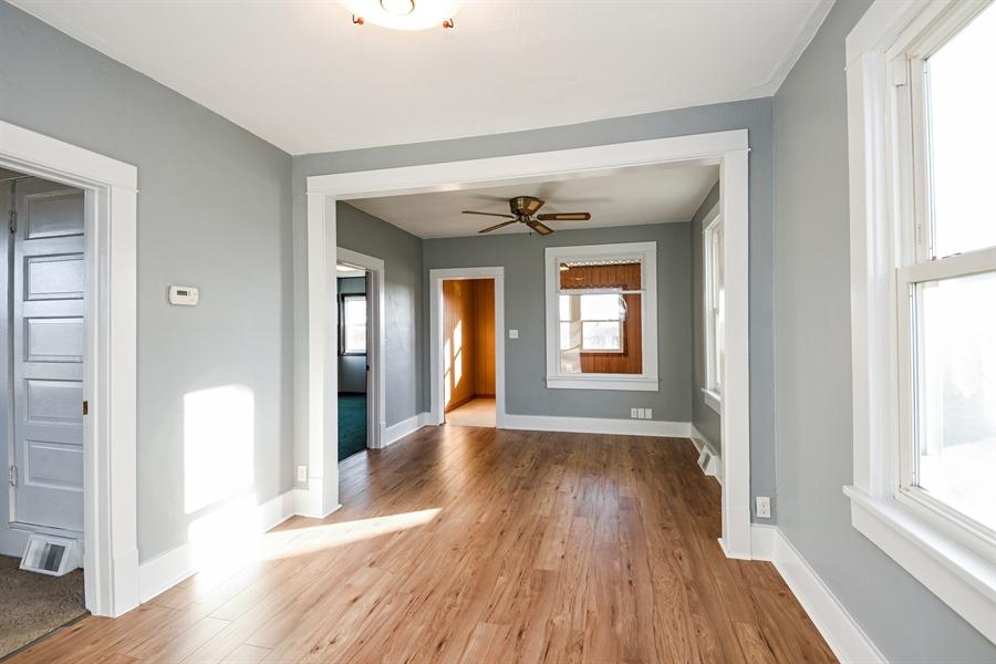 Real Estate Photography - 6040 Lincoln Avenue, Stevensville, MI, 49127 - Living Room