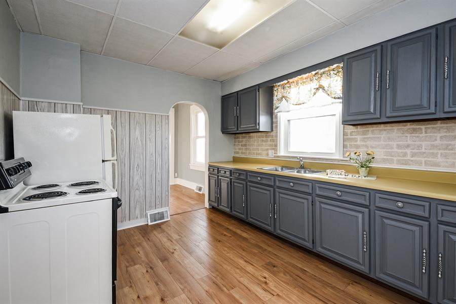 Real Estate Photography - 6040 Lincoln Avenue, Stevensville, MI, 49127 - Kitchen