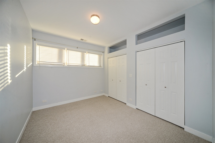 Real Estate Photography - 1101 N. Hermitage, 1R, chicago, IL, 60622 - Second Bedroom