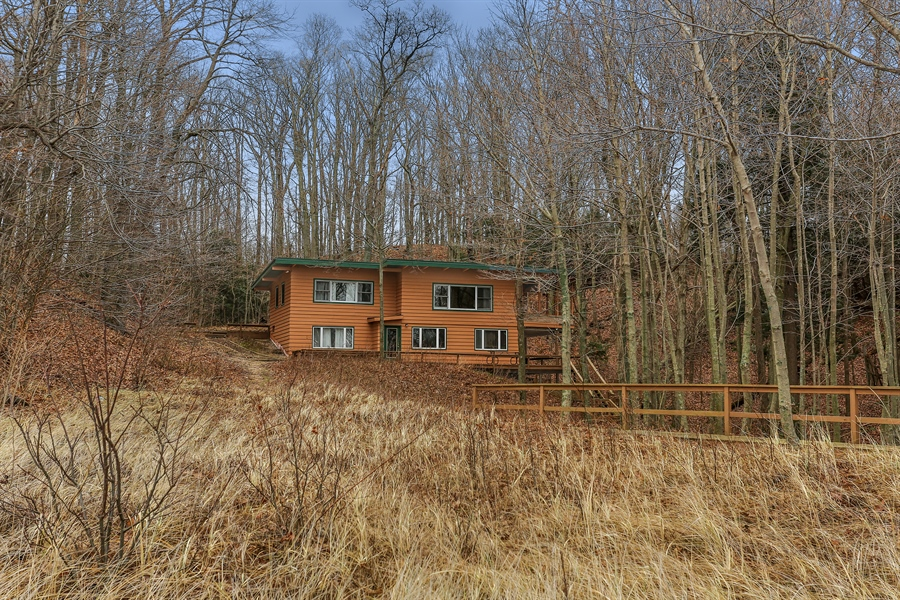 Real Estate Photography - 36262 Blue Star Highway, Covert, MI, 49043 - Ranch with Lower Level Walkout
