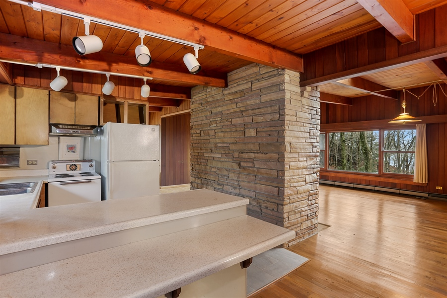 Real Estate Photography - 36262 Blue Star Highway, Covert, MI, 49043 - Kitchen