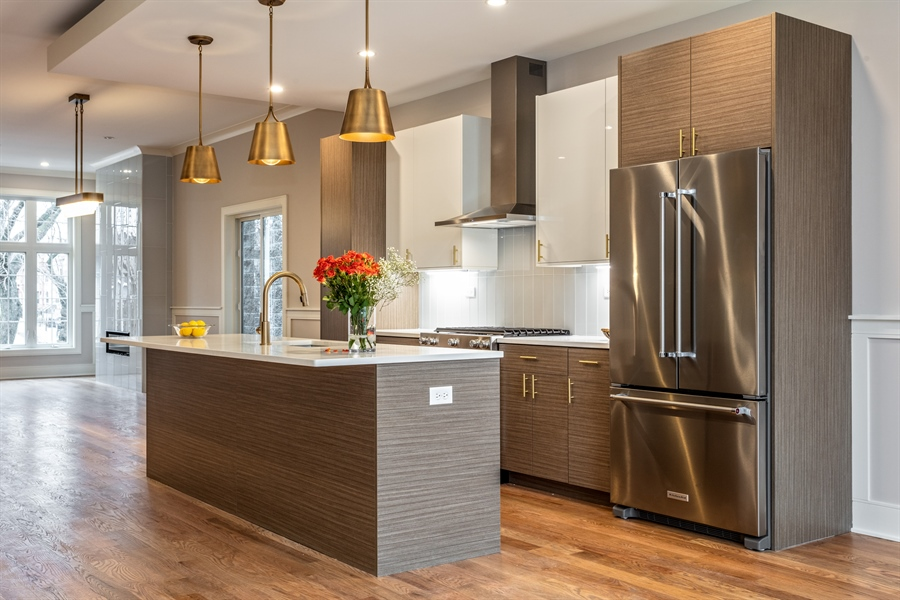 Real Estate Photography - 519 East 46th, Chicago, IL, 60653 - Kitchen
