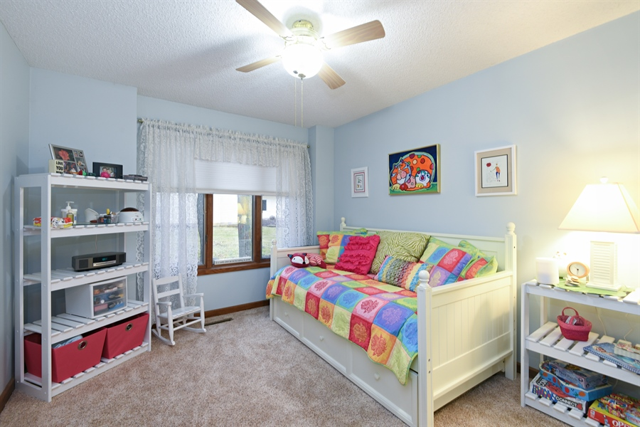 Real Estate Photography - 4028 Ravina Ter, St Joseph, MI, 49085 - 2nd Bedroom