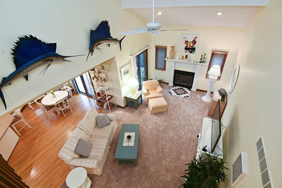 Real Estate Photography - 4028 Ravina Ter, St Joseph, MI, 49085 - Living Room