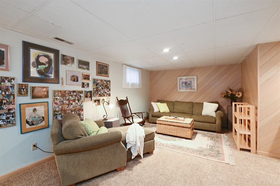 Real Estate Photography - 4028 Ravina Ter, St Joseph, MI, 49085 - Recreational Room