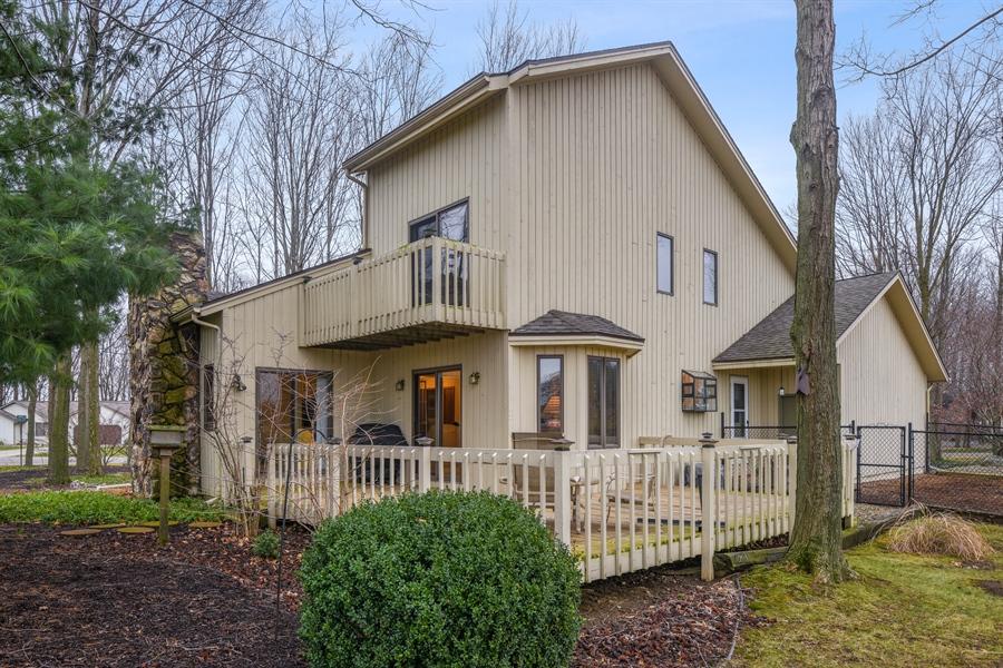 Real Estate Photography - 4028 Ravina Ter, St Joseph, MI, 49085 - Rear View