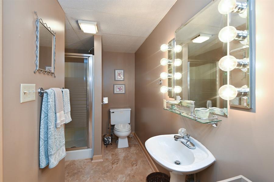 Real Estate Photography - 4028 Ravina Ter, St Joseph, MI, 49085 - 2nd Bathroom