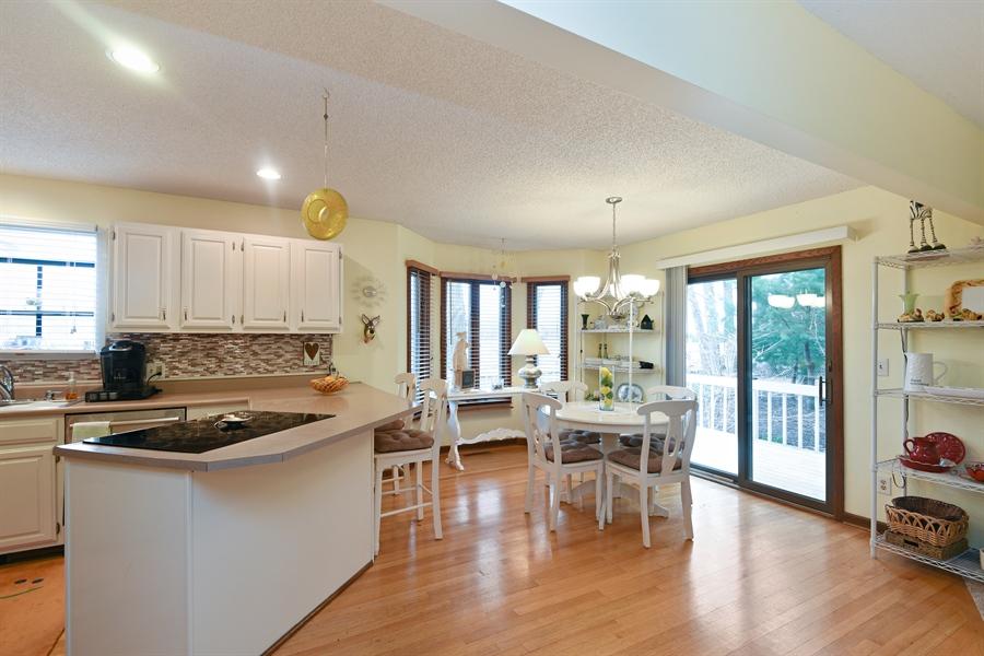 Real Estate Photography - 4028 Ravina Ter, St Joseph, MI, 49085 - Kitchen / Dining Room