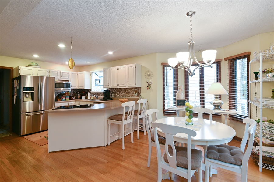 Real Estate Photography - 4028 Ravina Ter, St Joseph, MI, 49085 - Kitchen/Dining