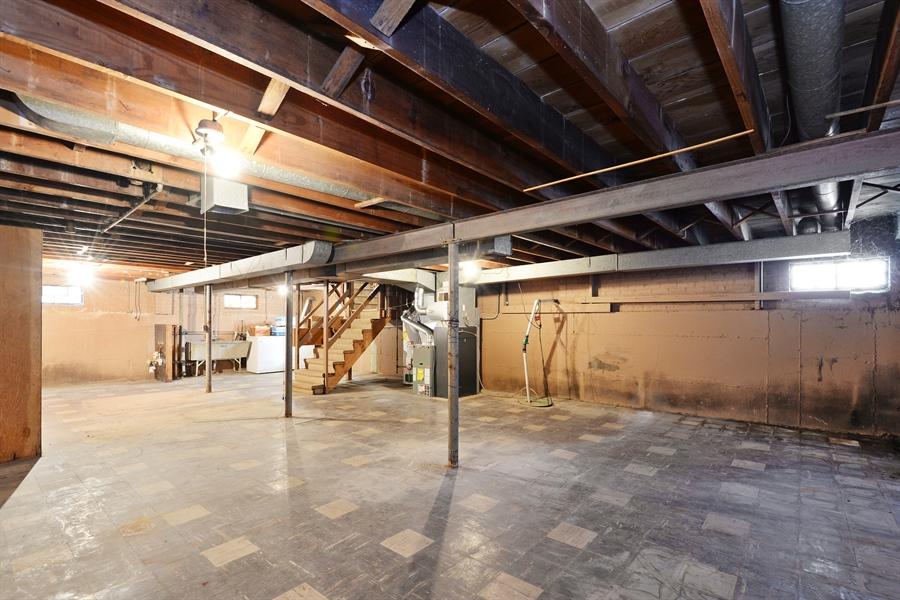 Real Estate Photography - 8427 Central Park Ave, Skokie, IL, 60076 - Basement